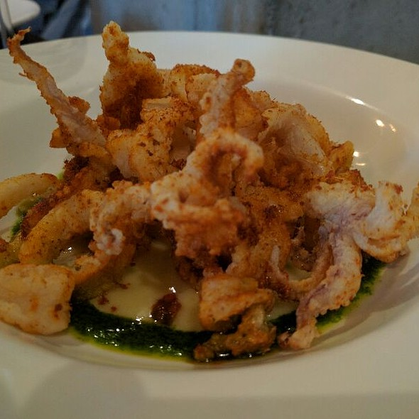 Fried Calimari - Flying Fish, Seattle, WA