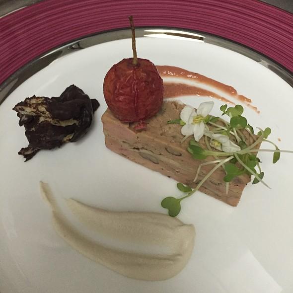 Duck Liver Terrine @ Woodside Restaurant @ Parkyard Hotel Shanghai