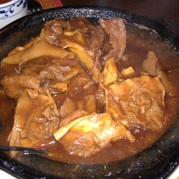 Beef Brisket And Tendon Stew @ Chen Garden