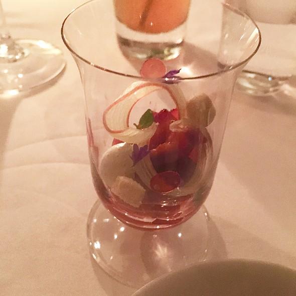 Strawberry Trifle - Per Se, New York, NY