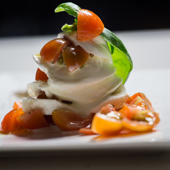 Caprese Salad - BiBo Pizzeria con Cucina, Vancouver, BC