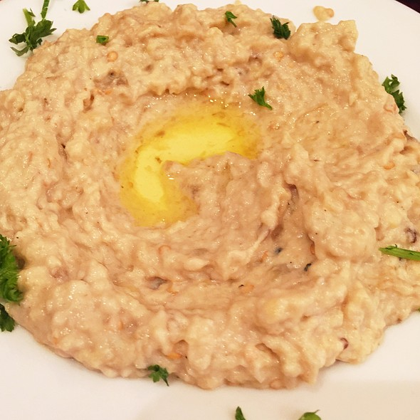 Babaganoush @ Gazala Place