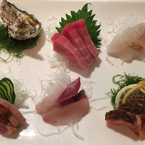 Sashimi Special - Sushi of Gari 46, New York, NY