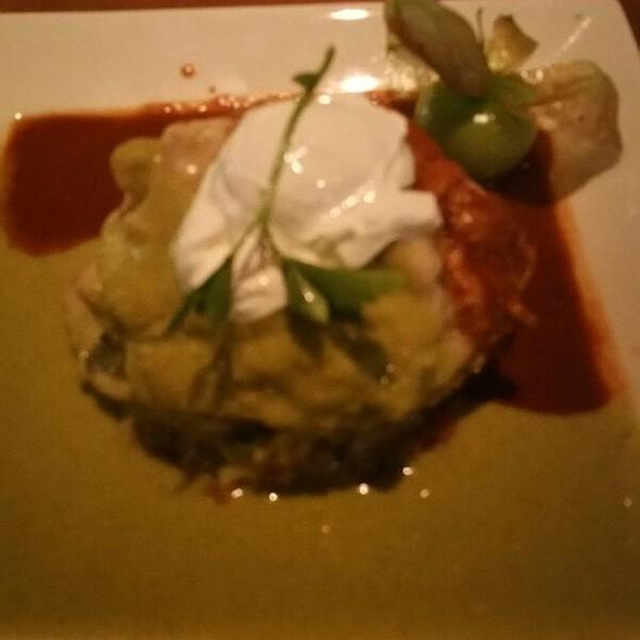 Chicken Enchilada Stack @ Yard House Las Vegas, Red Rock