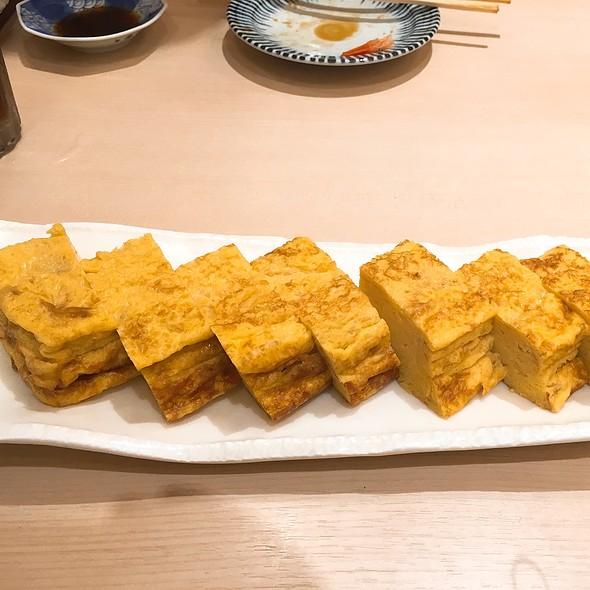 Sushi Buffet @ きずな寿司 新宿西口店