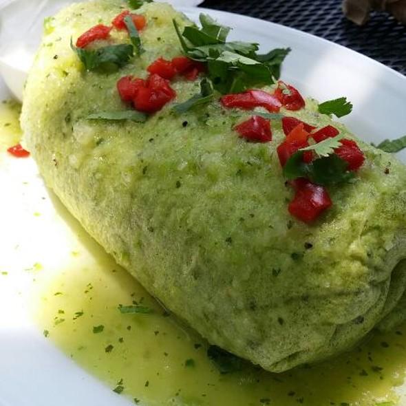 Pineapple Jerk Burrito
