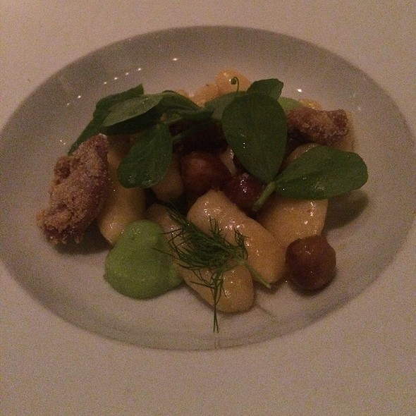 Gnocchi & Lamb - Menton, Boston, MA