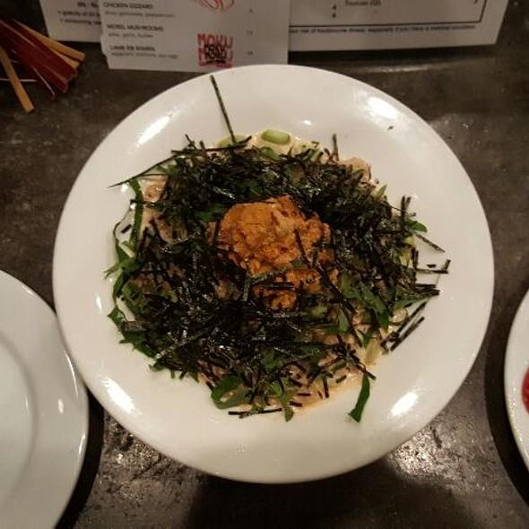 Uni Mazemen @ Momo Sushi Shack