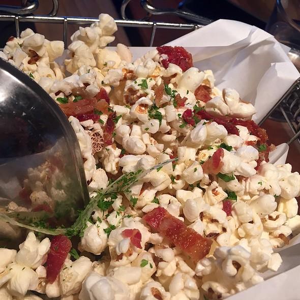 Popcorn - Bridge House Tavern, Chicago, IL