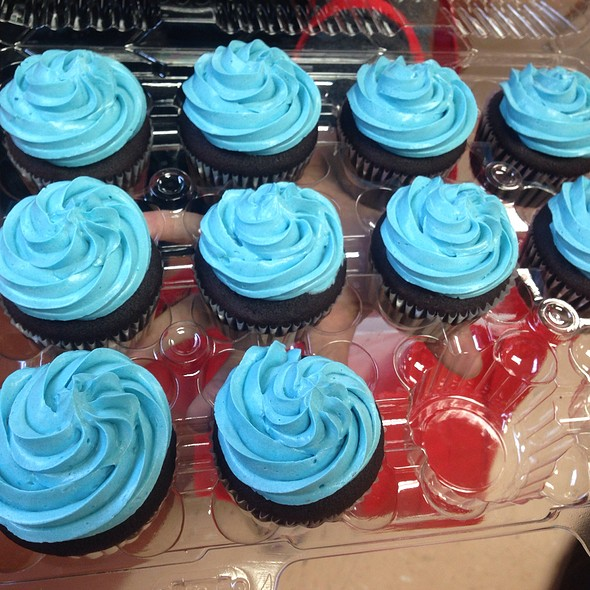 Cupcakes @ Work
