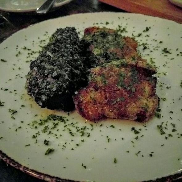 Malted Hanger Steak @ Forbidden Root Restaurant & Brewery