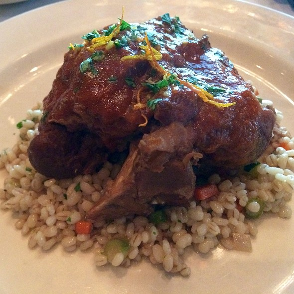 Osso Buco - Lidia's Pittsburgh, Pittsburgh, PA