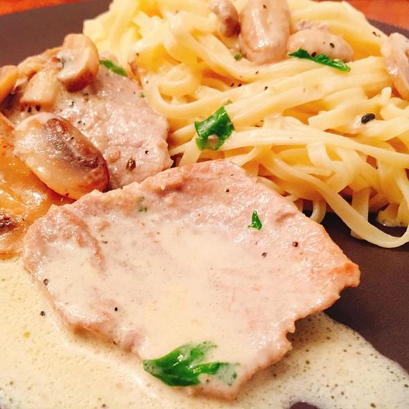 Rahmschnitzle @ ./lsd Cooking Pot