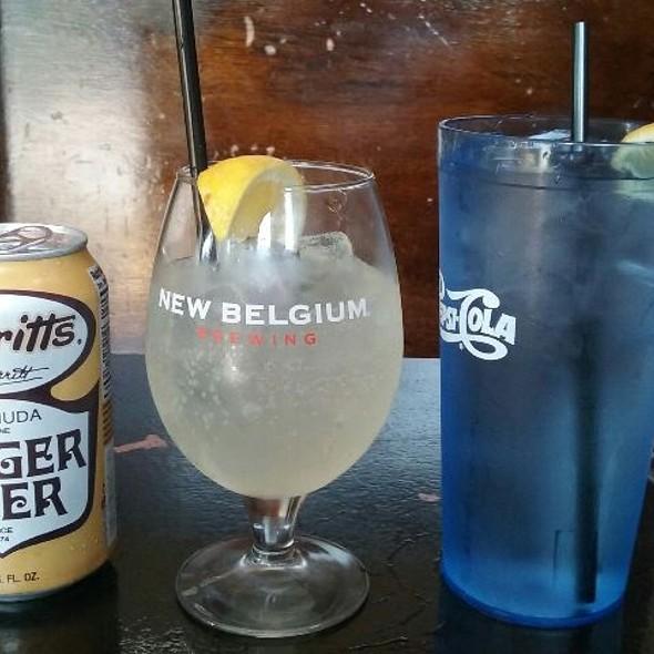 Barritt's Ginger Beer  @ Boka Tako Bar