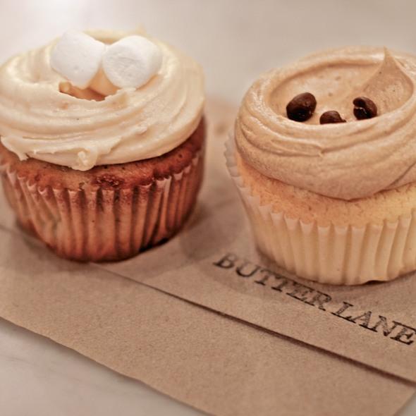 Cupcakes @ Butter Lane