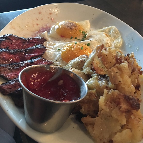 Steak & Eggs - Public House, Chicago, IL