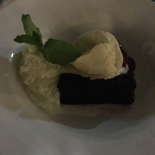 Chocolate Cake @ Porzellan