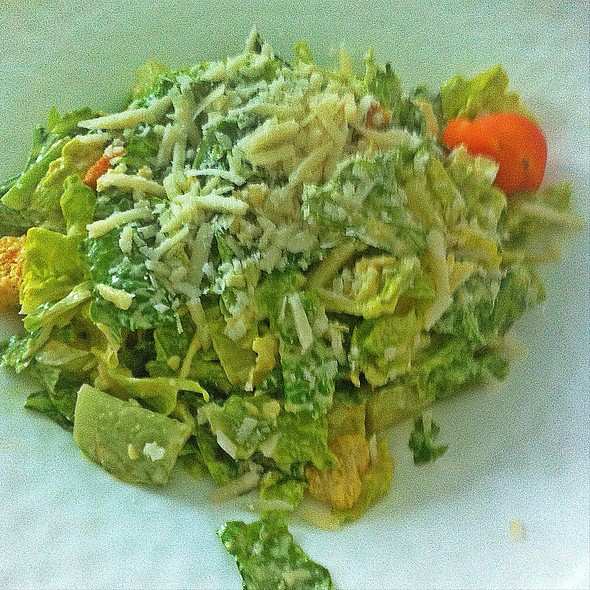 Ceasar Salad @ Ponte Vedra Inn & Club