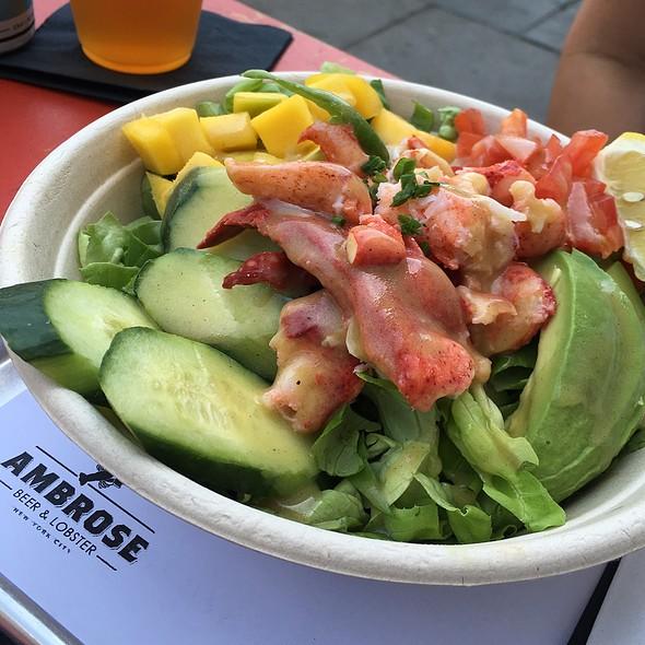 Lobster Salad @ Ambrose Beer & Lobster