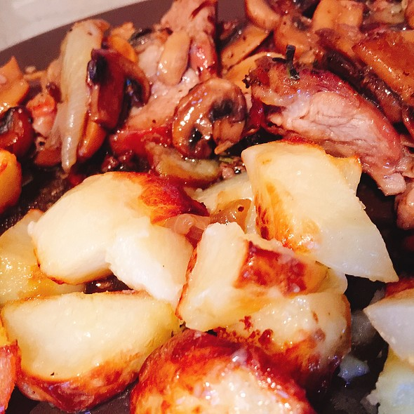 Arrosto Con Patate @ ./lsd Cooking Pot