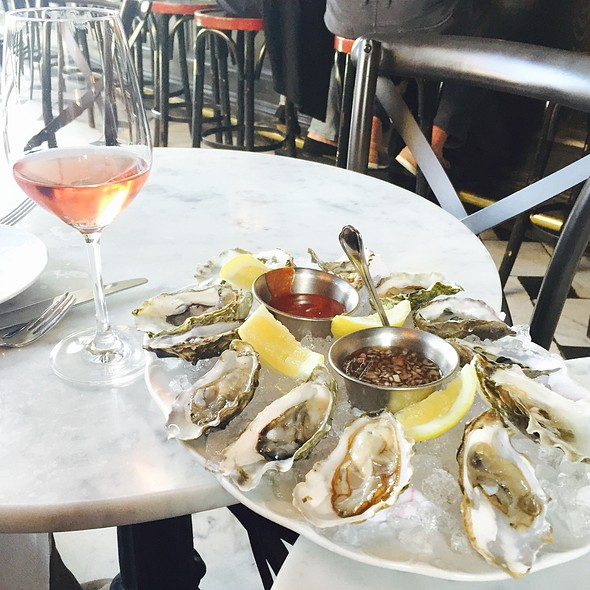 Assorted Oysters @ The Cavalier