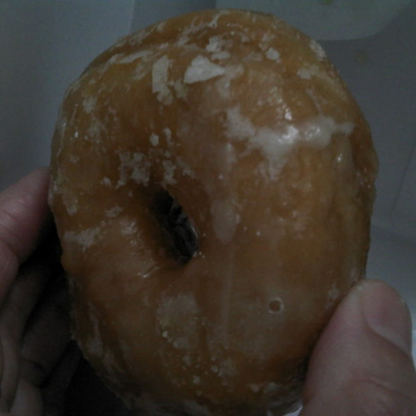 Glazed Donut @ Liliha Bakery