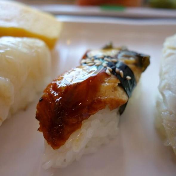 Eel Nigiri @ Sushi Box