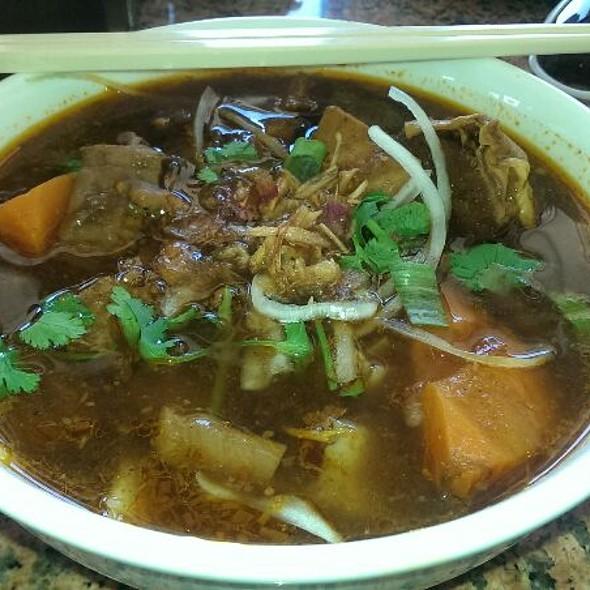 Beef Stew Hofun @ Pho Lee Hoa Phat
