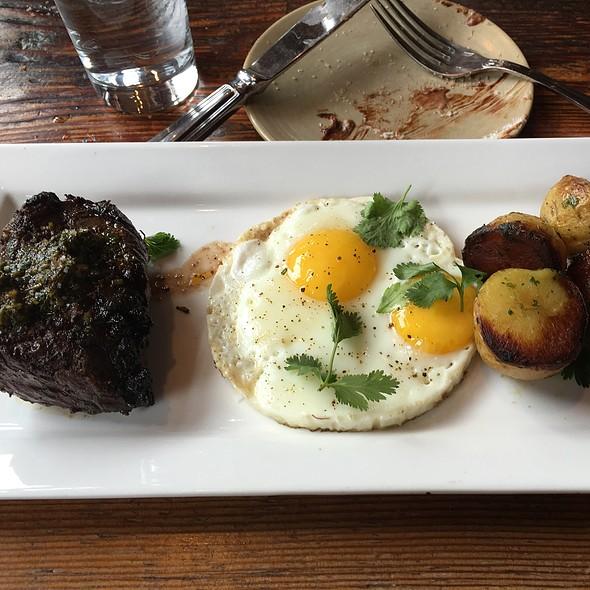 Steak & Eggs - Terra Plata, Seattle, WA