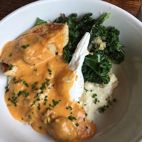 Chorizo Biscuits And Gravy - Terra Plata, Seattle, WA