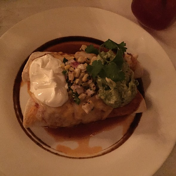 Smoked Chicken Enchiladas - Masa - Boston, Boston, MA