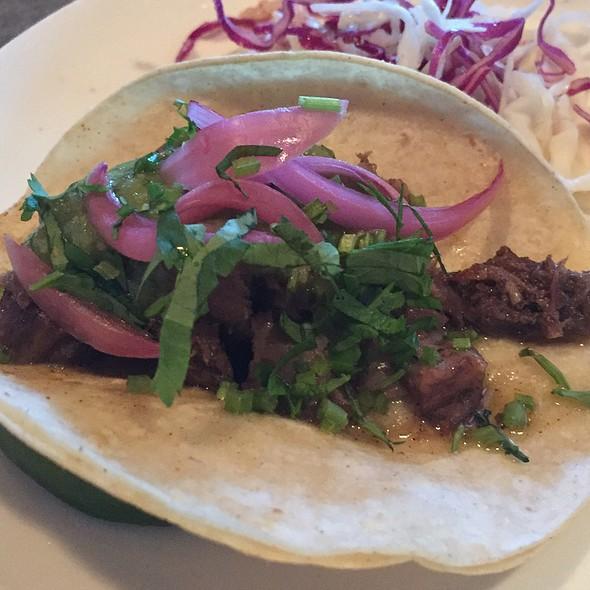 Lengua Taco - Wild Salsa - Dallas, Dallas, TX