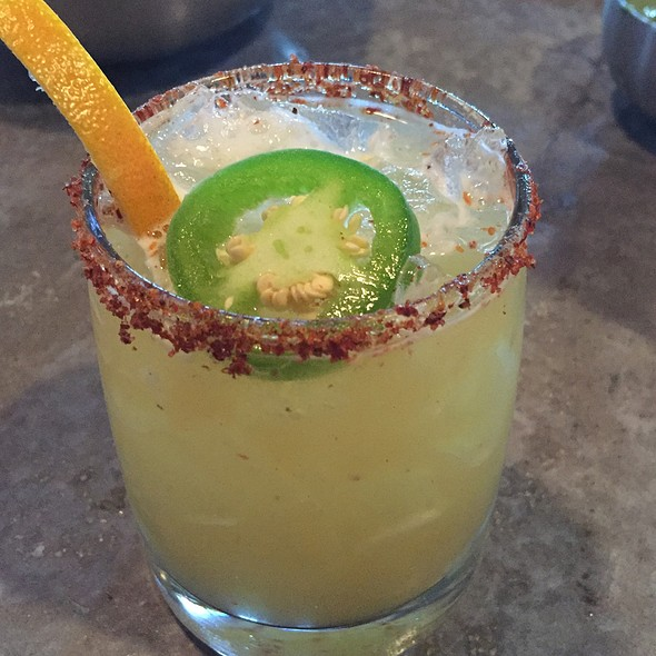 Pineapple Jalapeno Margarita - Wild Salsa - Dallas, Dallas, TX