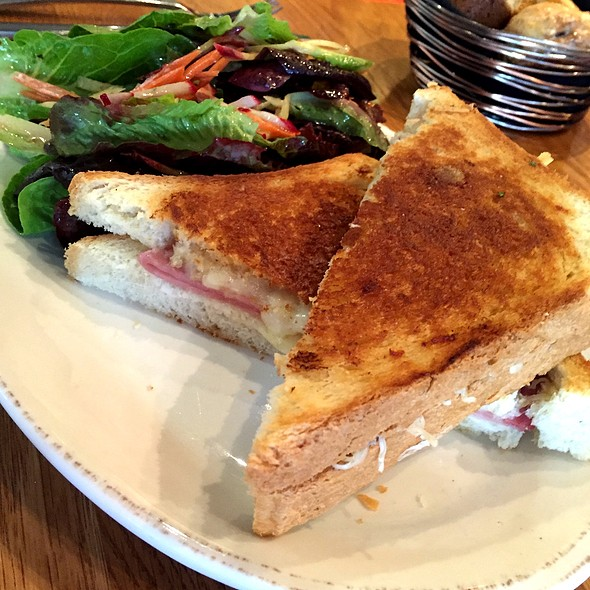 Grilled Ham and Cheese Sandwich - Grange, Sacramento, CA