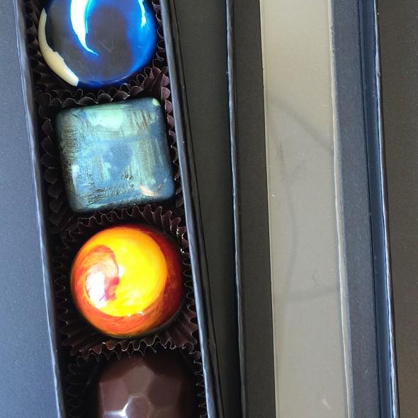 Chocolates @ The Fearrington House Inn