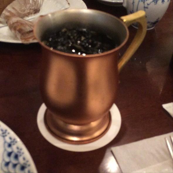 Iced Coffee @ 椿屋珈琲店 六本木茶寮