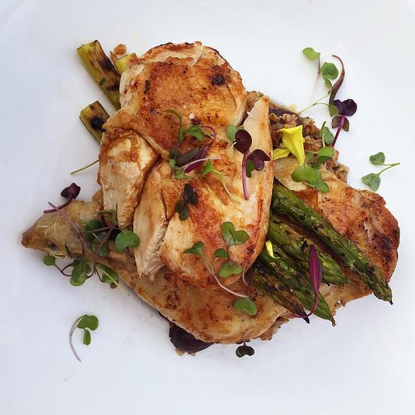 Half chicken - Sixth Engine Restaurant, Washington, DC