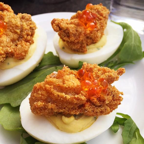 Deviled Eggs - Sixth Engine Restaurant, Washington, DC