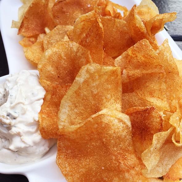 Homemade Chips @ Sixth Engine