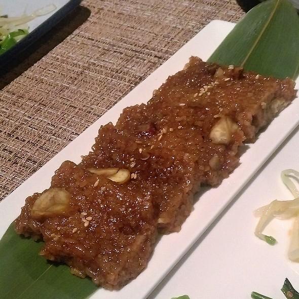 藥膳飯 Korean Traditional Sticky Rice @ DAMUN Korean Cuisine & Bar
