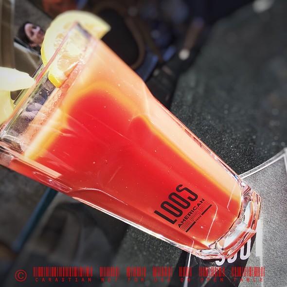 Bloody Mary @ Loos-Bar