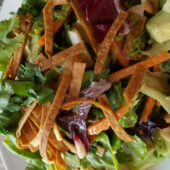 Chicken Avocado Salad @ Cheesecake Factory