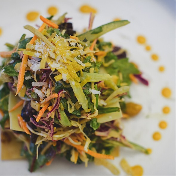 Crispy Salad @ Jar