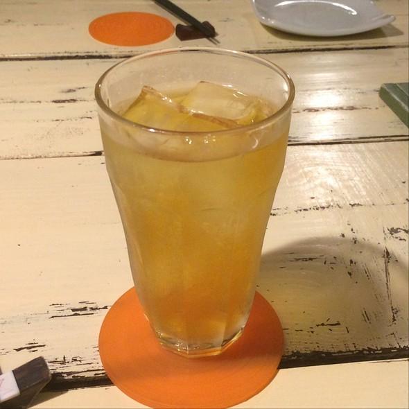 Iced Jasmine Tea @ Groovy Kitchen