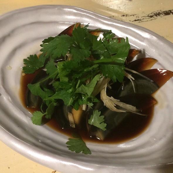 Century Eggs Pickled In Black Vinegar @ Groovy Kitchen