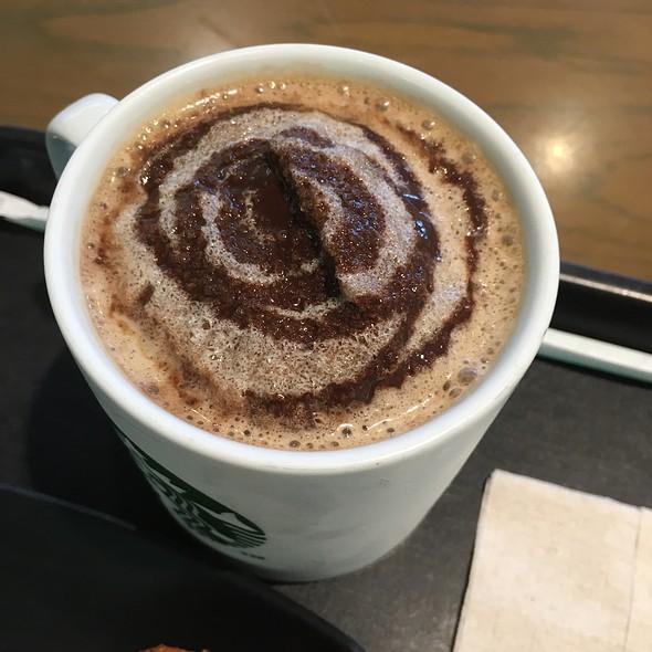 Mocha Praline Frappucino @ Starbucks @ Paradigm Mall