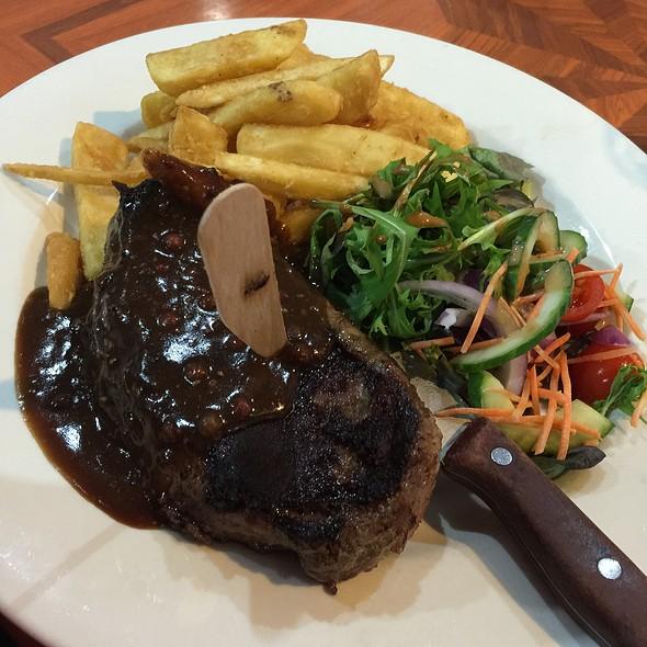 Steak, Chips And Salad @ Norths Devils Leagues Club
