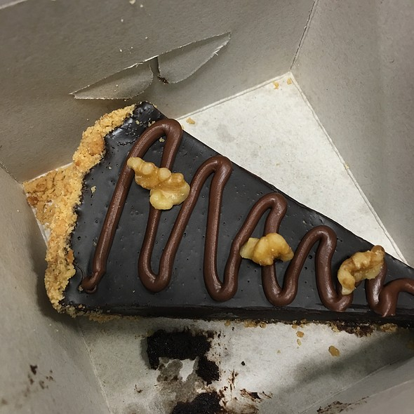 Chocolate Tart @ Kedai Sebelah