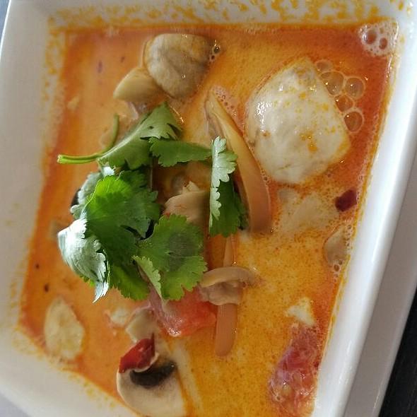 Tom Kha Chicken @ Bangkok Cuisine