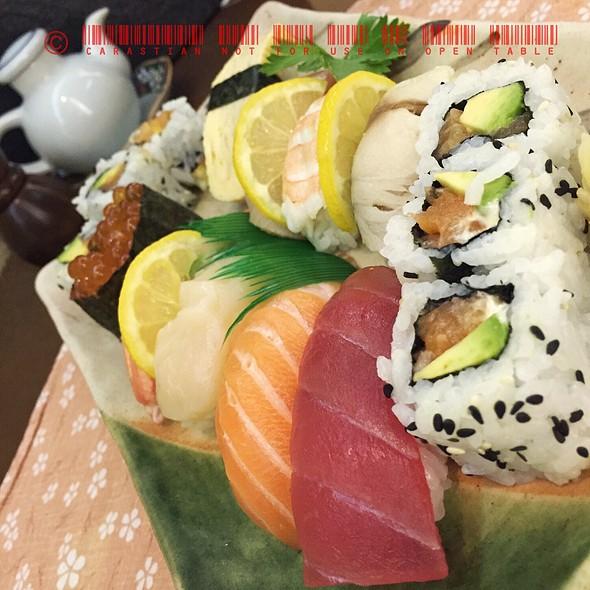 Sushi Matsu @ Nihonbashi